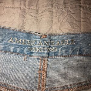 American Eagle Outfitters Shorts - American Eagle Tomgirl Shortie
